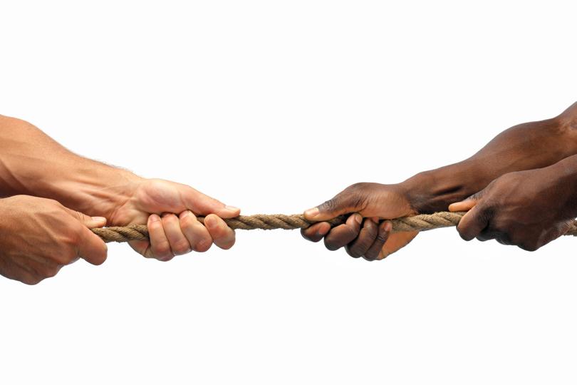 التمييز العنصري وفكرة القوة والتفوق